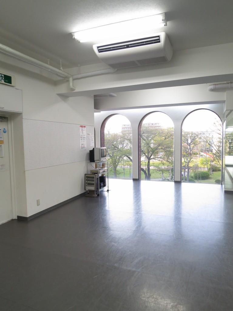 金町 ダンススタジオ 雰囲気