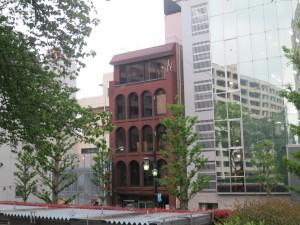 葛飾区にあるレンタルスタジオの外観