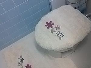 スタジオ専用トイレ