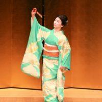 泉流 日本舞踊 教室 生徒募集中 金町 カフェ ダンススタジオ