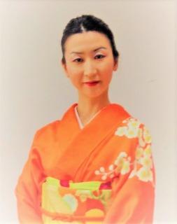 泉流 日本舞踊 金町教室 講師 泉彩月