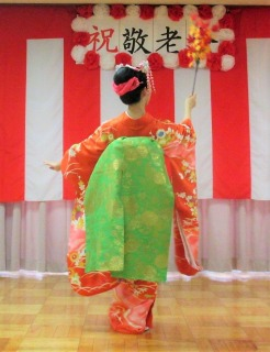 泉流 日本舞踊 レッスン 生徒募集 金町 カフェ ダンススタジオ