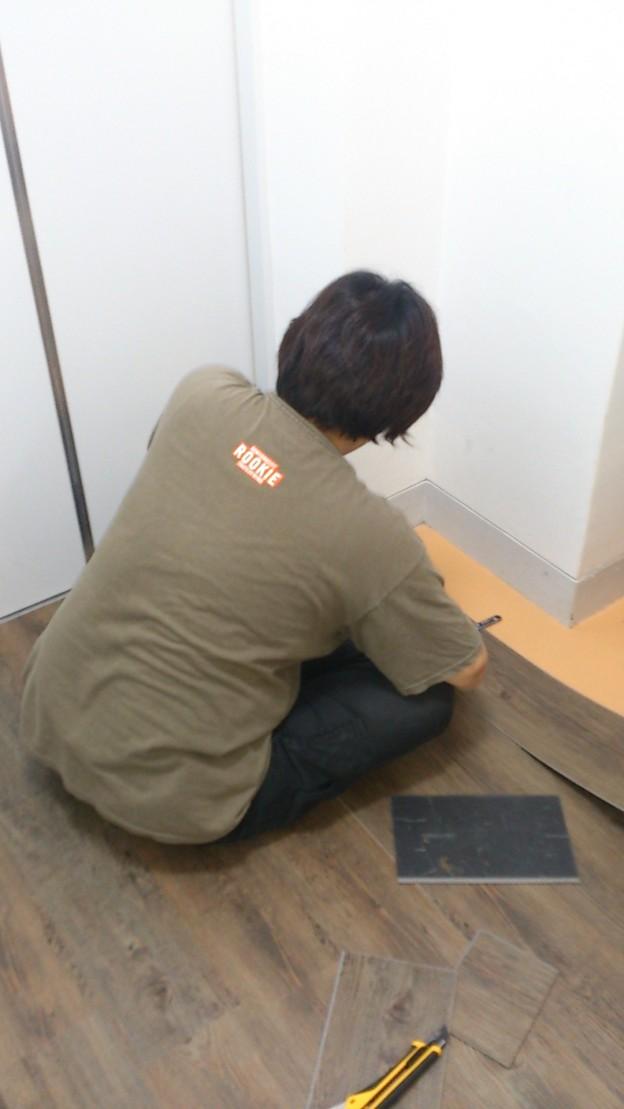 葛飾区 レンタルダンススタジオ リニューアル