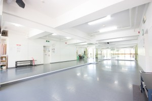 ダンス教室ができる金町のレンタルスタジオ