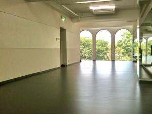 オシャレ ダンス レンタルスタジオ