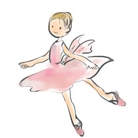 金町レンタルスタジオ 子供バレエ