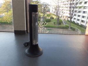 金町 レンタルスタジオ 冬のレッスン時に使える暖房器具