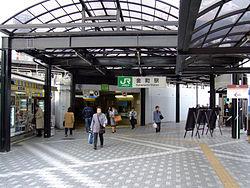 JR常磐線 金町駅
